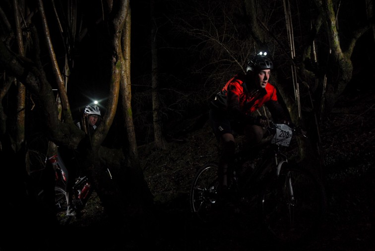 Riders will light up the night on the Exposure Lights Big Night Out