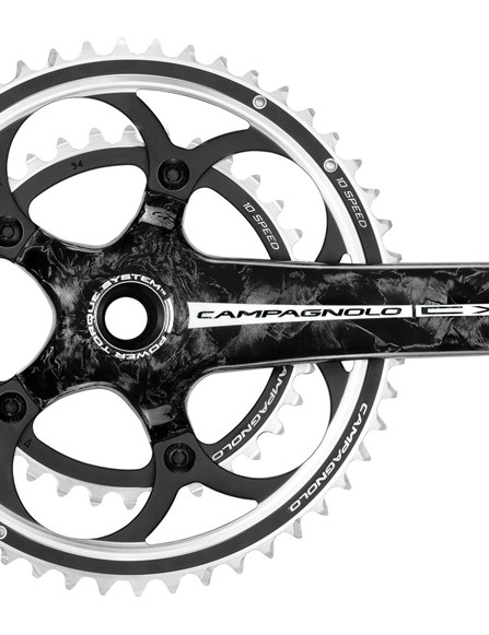 Campagnolo CX 10 carbon fibre crankset