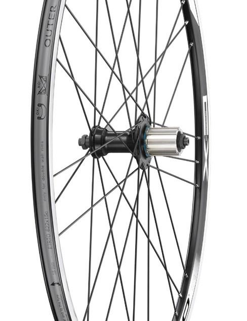 Campagnolo Khamsin CX wheel
