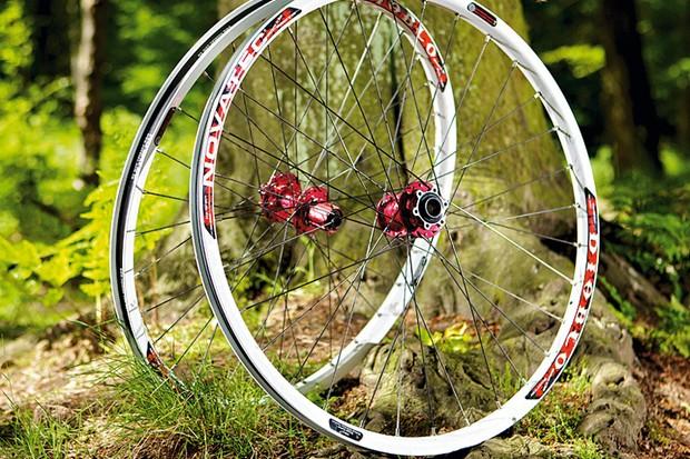 Novatec Diablo wheelset