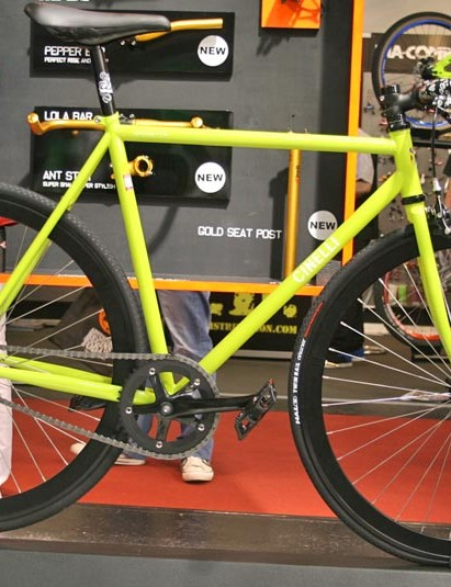Gazzetta Bel Verde frame and fork can be had for €450
