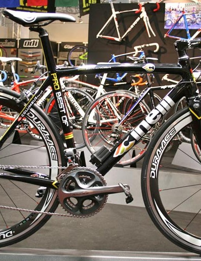 Pro Best Of prices range from €2,824 for the frame kit to €9,400 for a Shimano Dura-Ace Di2 version
