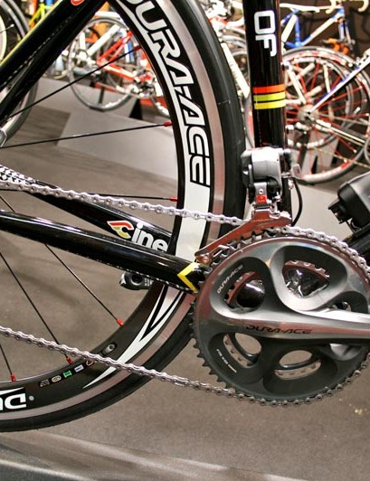 Pro Best Of rear end with Shimano Di2