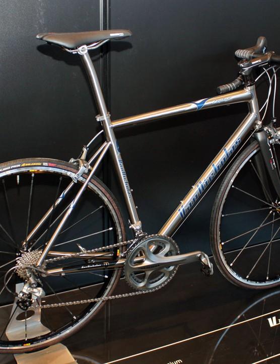 Van Nicholas's Zephyr is purpose-built with comfort in mind