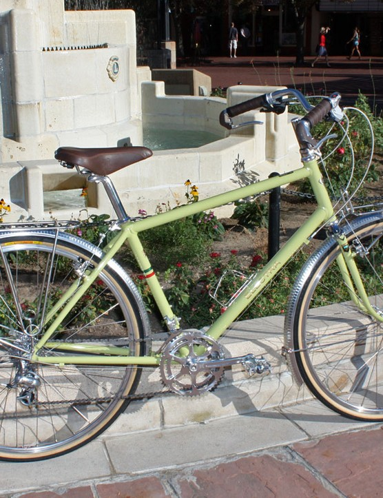 Electra's Ticino 18D is expensive for a townie but is gorgeous to look at it (and ride) and absolutely dripping with style