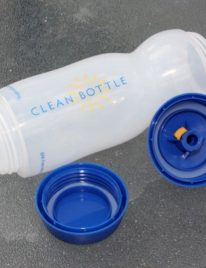 Clean Bottle's premise is that the removable bottom makes it easier to wash out but the central portion still requires a bottle brush and the bottom can leak if it isn't screwed on tight