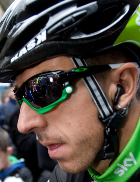 Team Sky's Russell Downing described yesterday's fourth stage of the Tour of Britain as