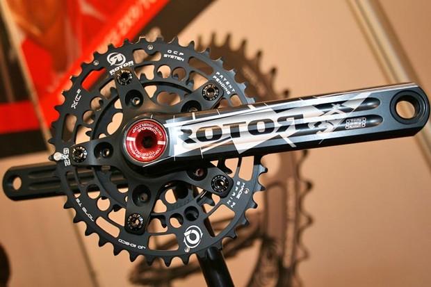 Rotor 3D+ cranks