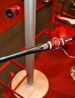 Rotor's new S3X handlebar