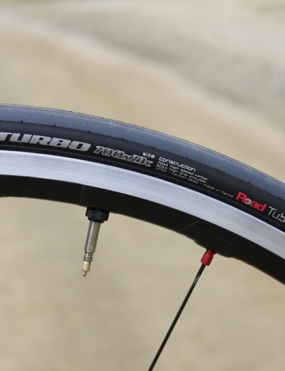 Tubeless is the right way to go for the Roubaix, 80-percent of the benefit of tubulars with none of the headaches