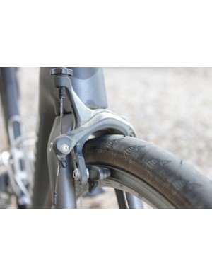 And finally, the Roubaix SL3 fork offers clearance for tires in excess of 28mm