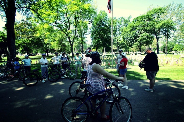 he Veterans Cemetery is one of the stops on the Wheelhouse Civil War Tour of Detroit