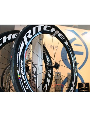 Ritchey offer their WCS Apex carbon road tubulars in 38, 50 and 88mm depths