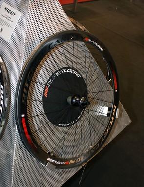 Ritchey say their Superlogic carbon road tubular wheels weigh just 1,157g a set