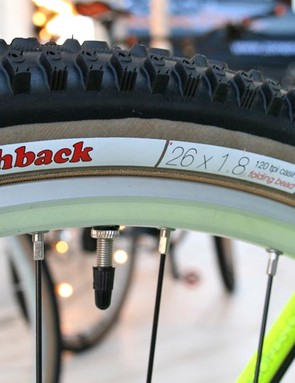 Charge's Splashback dual compound tyres will cost £32