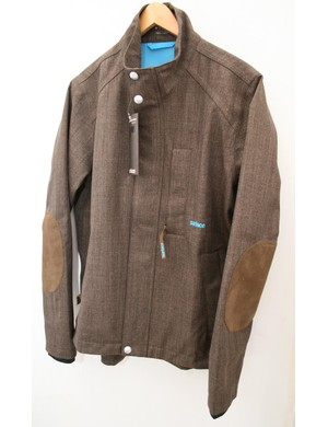 This Aquaphobic wool jacket in brown will cost £119.99