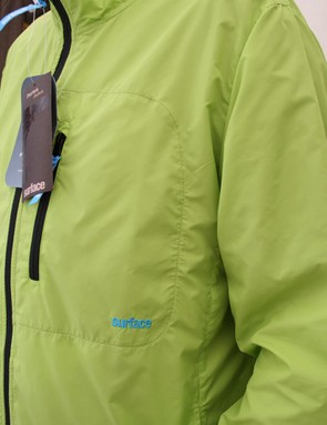 These packable Pertex jackets have taped seams and vented pockets, plus draft excluder cuffs. The 2011 models use a thinner Pertex material too. All for £50