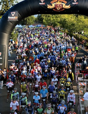 The King Ridge GranFondo expects 6,000 to ride this year's edition