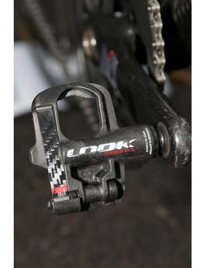Bauer's Look Keo Blade pedals