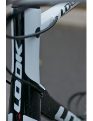 The internal cable routing is cleanly executed