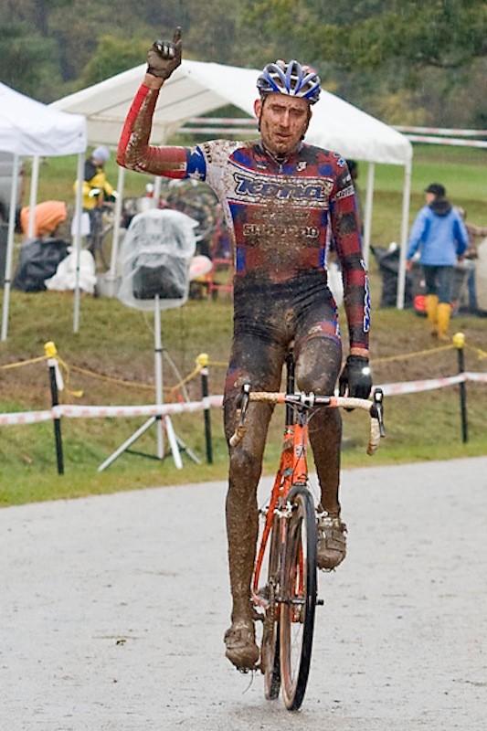 Ryan Trebon (Kona-FSA) won Granogue in 2009