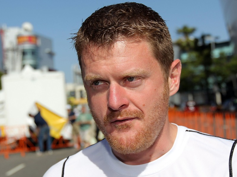 Floyd Landis says he has no plans to 'hijack' the world champs