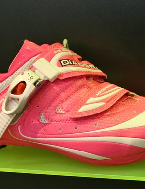 Diadora's Aerospeed 2 women's cycling shoe comes in at €129.95