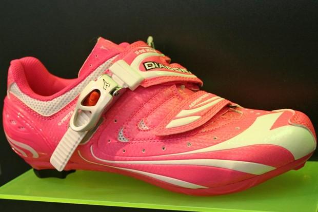 Diadora's Aerospeed 2 women's cycling shoe comes in at €129.95