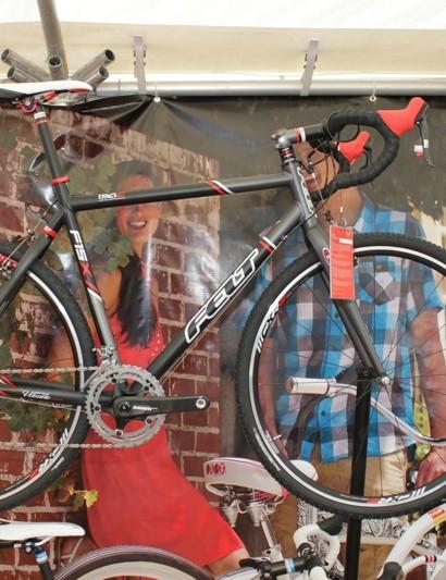 Felt's F15x cyclo-cross bike