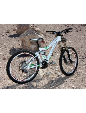 Pivot Cycles' latest Phoenix DH is aimed at full-blown World Cup-style downhill race courses
