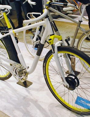 Suntour HESC concept bike