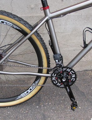 Say, where are all of the derailleur cables?