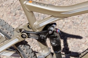 Devinci's frames are built from 6066 alloy and welded using moulds instead of jigs for more precise alignment