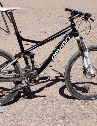 Devinci's Dexter cross-country race bike