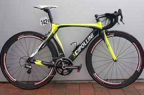 Pierpaolo De Negri's Mcipollini RB1000