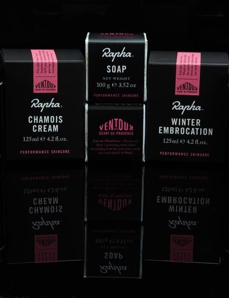 The Rapha Skincare range