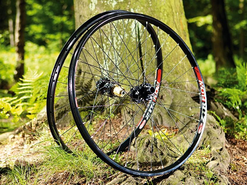 Hope Hoops Pro 2 SP Flow wheelset