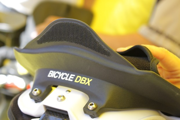 Leatt's new made for the bicycle DBX Comp brace
