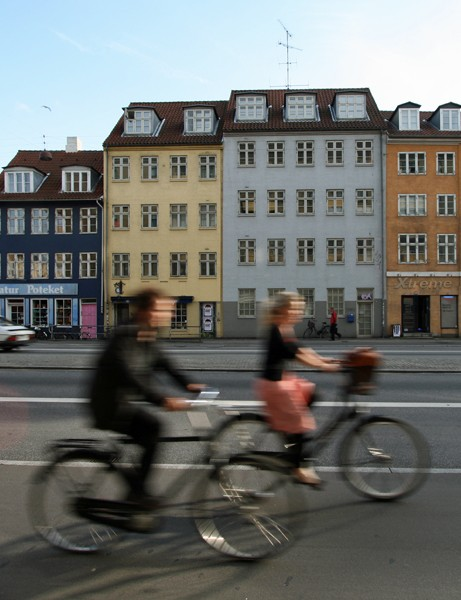 Danish authorities want even more people to commute by bike