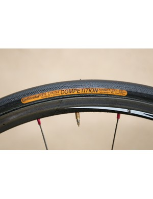 Continental tubulars provide grip