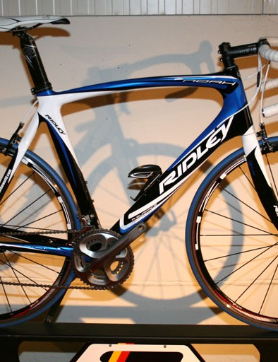 The Noah is still Ridley's top-end aero road bike