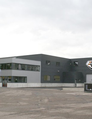 Ridley's new 12,000sq m factory in Paal-Beringen, Belgium