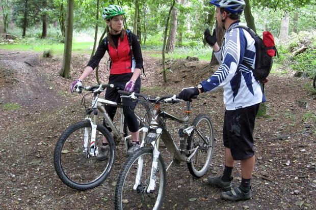 Beginner's guide to mountain biking, part 6