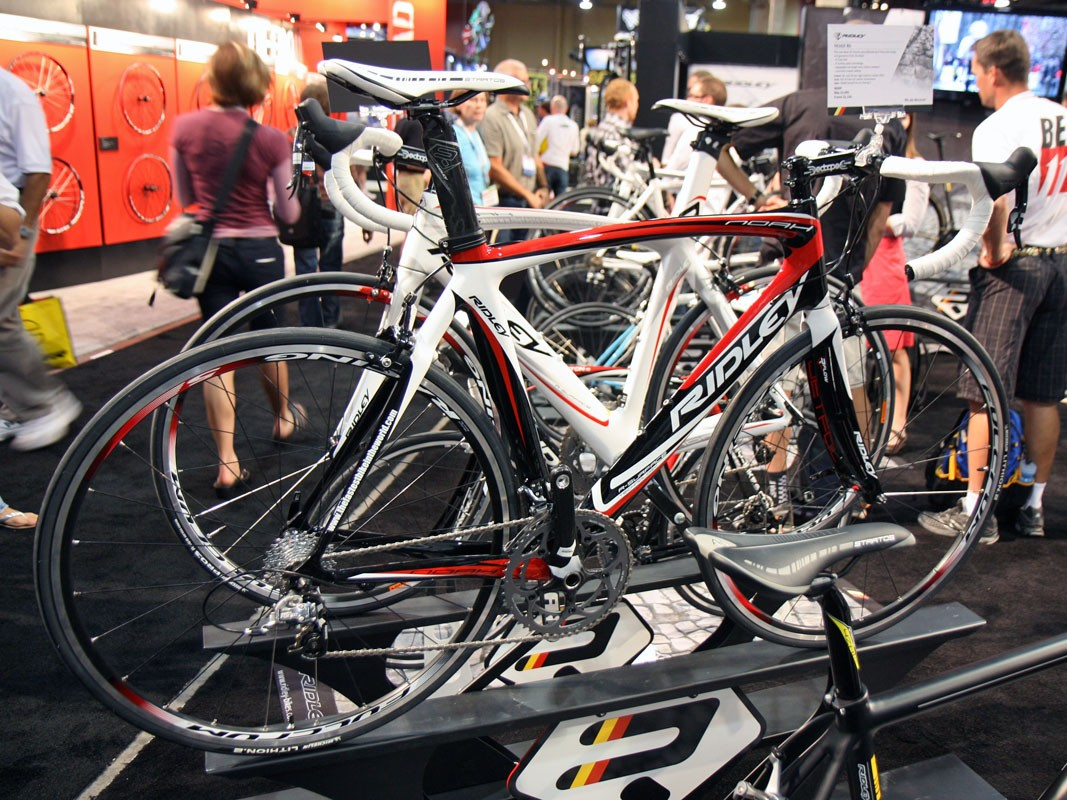 Ridley have added a new lower-cost version of the Noah to the lineup for 2011 called the Noah RS