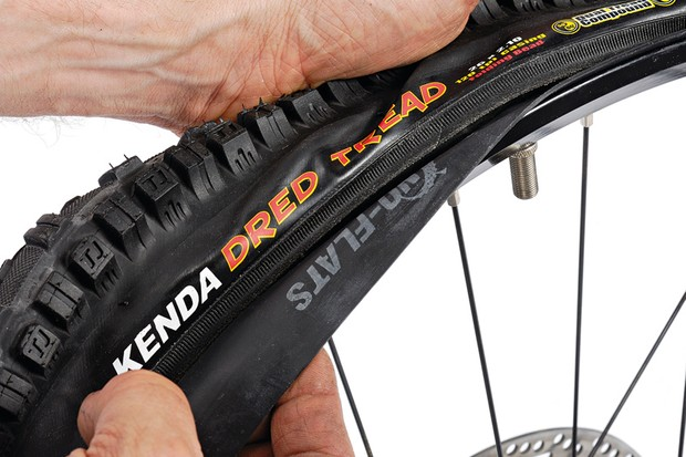 Converting to tubeless