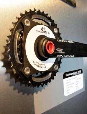 Cannondale's Hollowgram SI mountain double