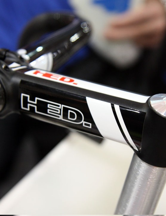 HED have added an aluminium stem to their 2011 collection