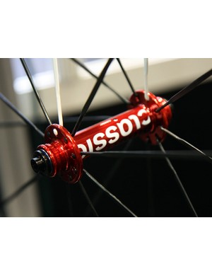 American Classic founder Bill Shook says the ultralight Micro 58 hub has been redesigned for better bearing durability and reduced friction