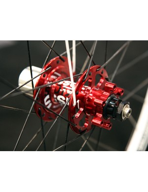 American Classic's Disc 225 rear hub is among the lightest available that still maintains a reasonable price