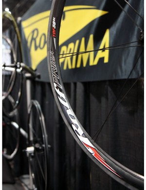The new Rolf Prima TDF38 SL is the company's lightest wheelset at just 1,105g for the set